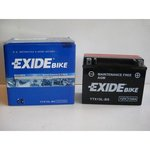 Akumulator EXIDE BIKE AGM YTX15L-BS