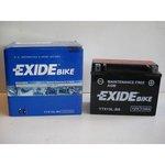 Akumulator EXIDE BIKE AGM YTX15L-BS
