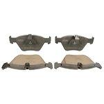 Ceramiczne klocki hamulcowe JURID WHITE 571880JC