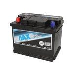 Akumulator 4MAX ECOLINE - 60Ah 510A L+