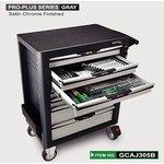 Wózek narzędziowy z wyposażeniem TOPTUL GCAJ305B