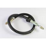 Przewód hamulcowy elastyczny ABE C83168ABE