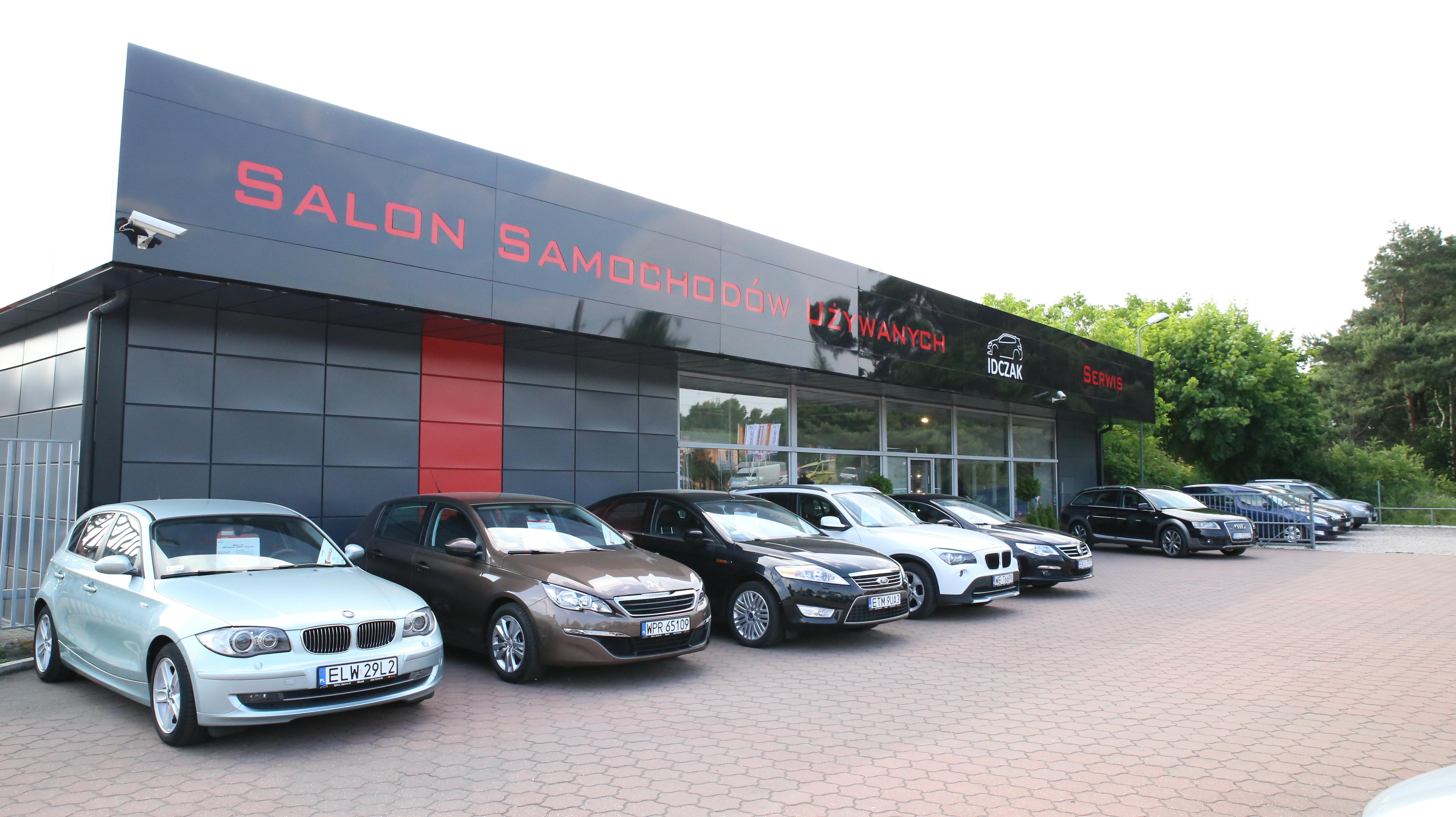 Salon samochodow uzywanych