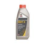 Płyn hamulcowy DOT 3 COMMA, 1 litr