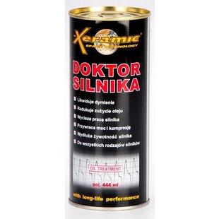 Dodatek uszczelniający do oleju silnikowego XERAMIC Doktor Silnika, 444 ml