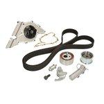Zestaw paska rozrządu + pompa cieczy chłodzącej PowerGrip® GATES KP25493XS-1