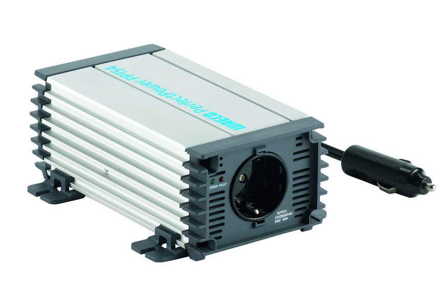 Przetwornica samochodowa WAECO 150W z 12/24V na 230V