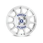 Felgi do Motorsportu SPARCO A16511248SPTERRAW
