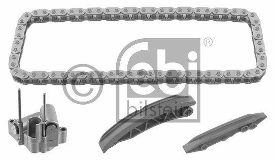 Rozrząd komplet (łańcuch + elementy) FEBI 30348