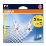 Żarówka (halogenowa) H1 OSRAM Ultra Life - blister 2 szt.