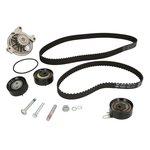 Zestaw paska rozrządu + pompa cieczy chłodzącej PowerGrip® GATES KP55323XS-2