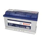 Akumulator BOSCH SILVER S4 013 - 95Ah 800A P+ - Montaż w cenie przy odbiorze w warsztacie!