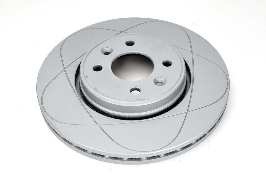 Tarcza ATE Power Disc Renault Megane 1.9Dti/2.0 '96-'99 przód 24.0324-0158.1
