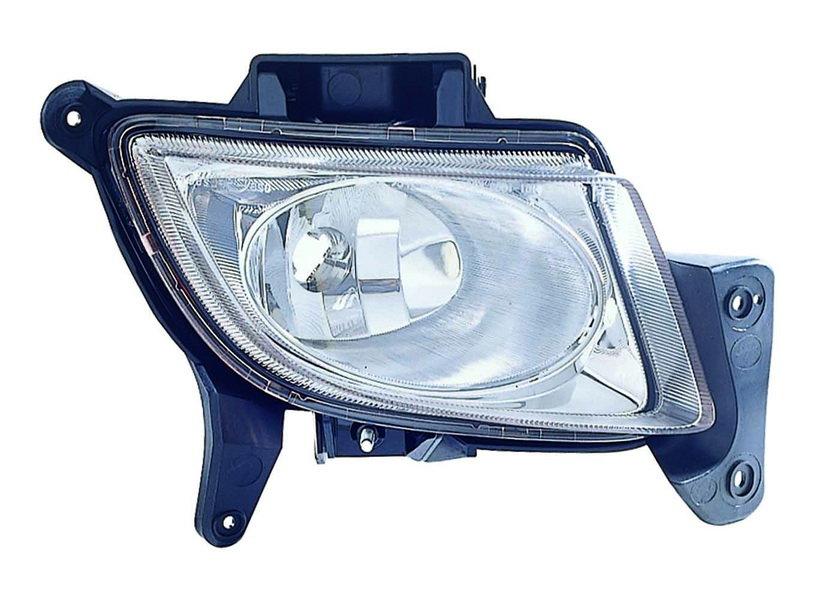 Lampa przeciwmgielna przód DEPO 221-2021R-UQ - darmowa dostawa do 5000 warsztatów Motointegrator Partner i 170 sklepów Inter Cars