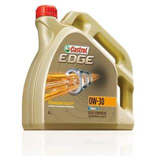 Olej CASTROL Edge Titanium FST 0W30, 4 litry