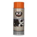 Guma w sprayu K2 - kolor pomarańczowy, 400ml