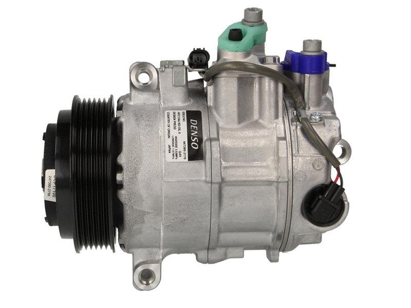 Kompresor klimatyzacji DENSO DCP17100 - darmowa dostawa do 5000 warsztatów Motointegrator Partner i 170 sklepów Inter Cars