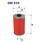 Filtr oleju FILTRON OM510