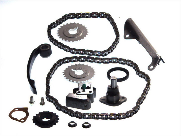 Rozrząd komplet (koło + łańcuch) OSK EK1038