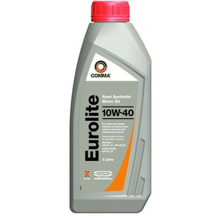 Olej COMMA Eurolite 10W40, 1 litr