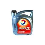 Olej TOTAL Quartz 5000 15W40, 5 litrów