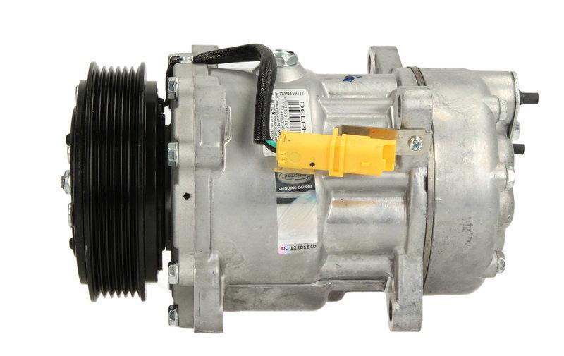 Kompresor klimatyzacji DELPHI TSP0159337 - darmowa dostawa do 5000 warsztatów Motointegrator Partner i 170 sklepów Inter Cars