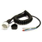 Kabel spiralny Jazzy2Go 1-fazowy, 7,4kW, typu 2 do stacji AC, 4m