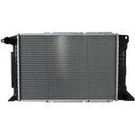 Chłodnica silnika NISSENS 62080A