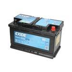 Akumulator EXIDE MICRO-HYBRID ECM EL800 - 80Ah 720A L+
