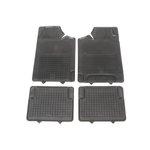 MAZDA MX2 do nietypowych samochodów, do wycinania dywaniki gumowe czarny POLGUM PGMX2C = 1950C/1940C