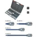 Zestaw kluczy nasadowych KLANN KL-4041-300 K