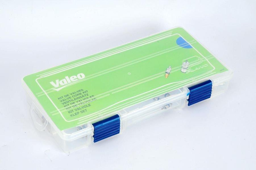 Zestaw zaworków klimatyzacji VALEO 47 sztuk 509735 - darmowa dostawa do 5000 warsztatów Motointegrator Partner i 170 sklepów Int