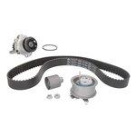 Zestaw paska rozrządu + pompa cieczy chłodzącej PowerGrip® GATES KP55569XS-3