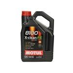 Olej MOTUL 8100 X-clean 5W30, 4 litry