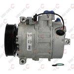 Kompresor klimatyzacji NISSENS 89214