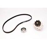 Rozrząd kompletny (pasek + rolka + pompa wody) EVR 55801741