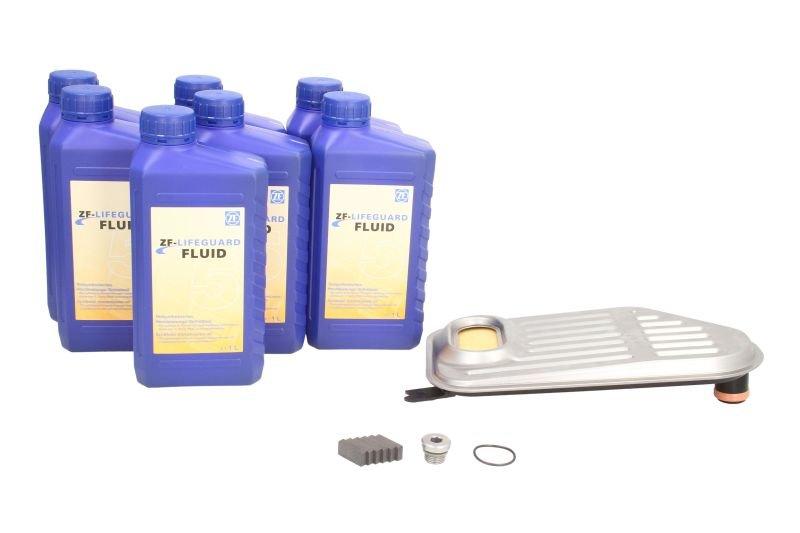 Zestaw do wymiany oleju do przekładni automatycznych ZF 1060.298.069 - darmowa dostawa do 5000 warsztatów Motointegrator Partner i 170 sklepów Inter Cars