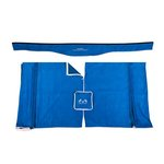 Zasłony do kabiny F-CORE F-CORE SFC15 BLUE