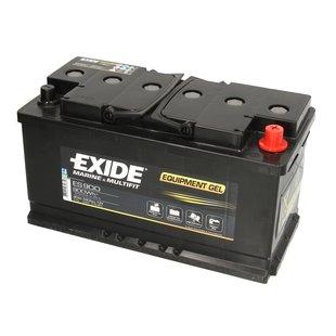 Akumulator EXIDE EQUIPMENT GEL ES900 - 80Ah 900Wh P+