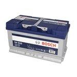 Akumulator BOSCH S4 80Ah 740A P+