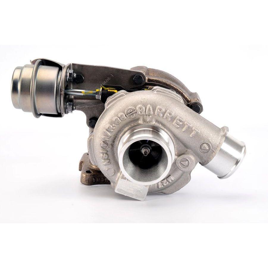 Turbosprężarka ze zmienną geometrią
