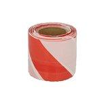 Paśma biało-czerwona, 8cm x 100m