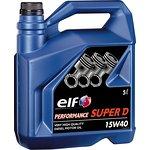Olej silnikowy mineralny ELF PERFO SUPER D   5L