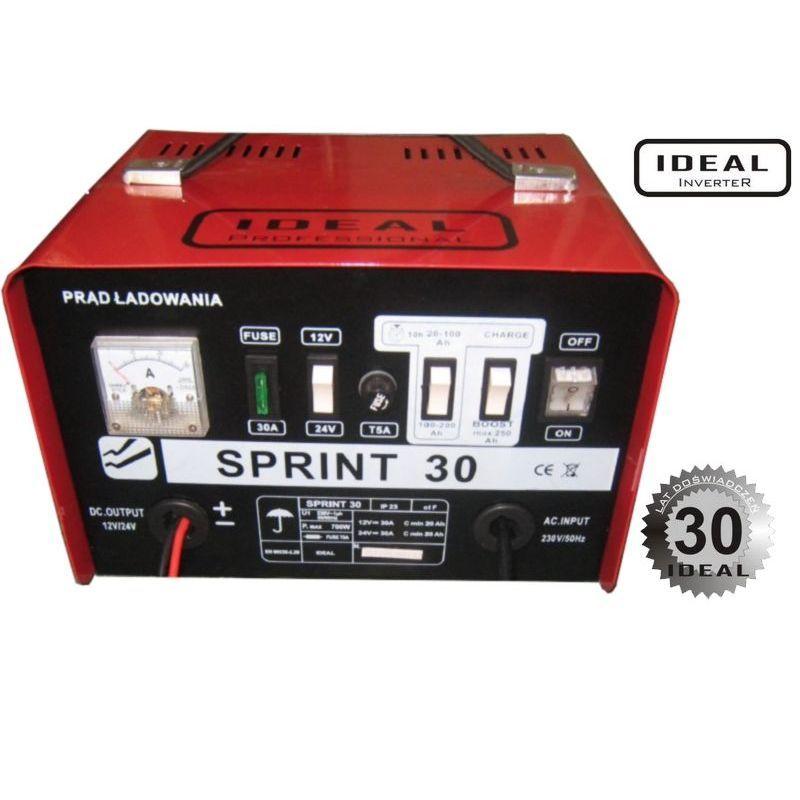 Prostownik Ideal Sprint 30