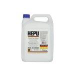 Koncentrat płynu chłodzącego typu G11 HEPU, 5 litrów