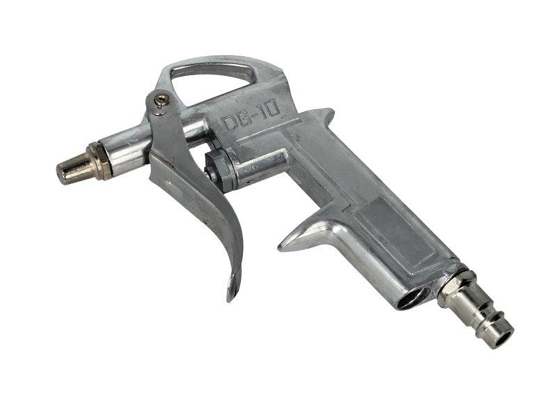 Pistolet pneumatyczny do pompowania kół BORG-HICO z krótką końcówką