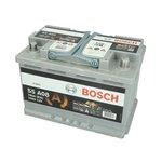 Akumulator BOSCH SILVER S5 A08 - 70Ah 760A P+