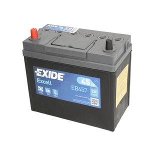 Akumulator EXIDE EXCELL 45Ah 330A L+