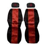 Pokrowce na siedzenia F-CORE F-CORE PS06 RED