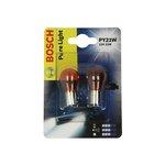 Żarówka (pomocnicza) PY21W BOSCH Pure Light - blister 2 szt., cokołowa